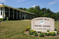 Pleasant Hills Boro Building