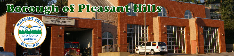 The Borough of Pleasant Hills - Taxes